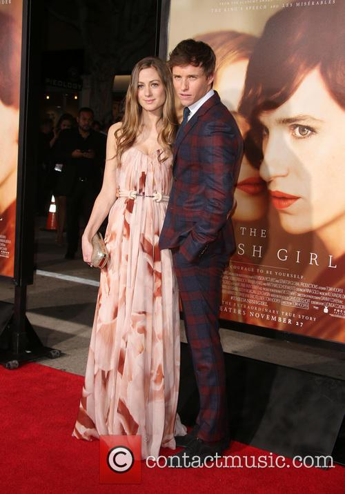 Hannah Bagshawe and Eddie Redmayne 6