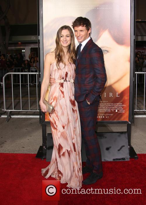 Hannah Bagshawe and Eddie Redmayne 7