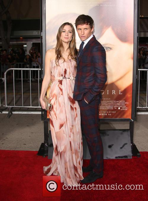 Hannah Bagshawe and Eddie Redmayne 8