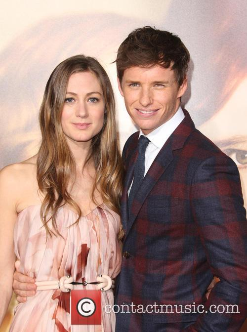 Hannah Bagshawe and Eddie Redmayne 9