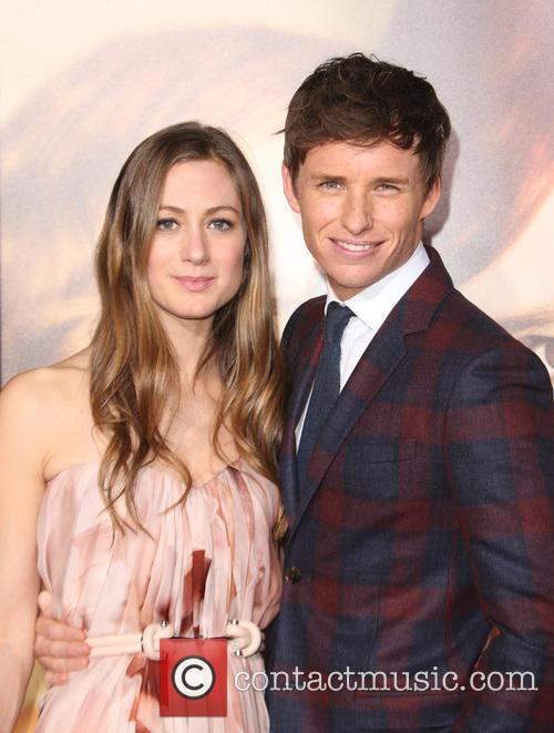 Hannah Bagshawe and Eddie Redmayne 10