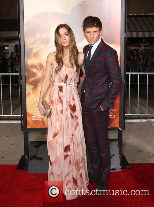 Hannah Bagshawe and Eddie Redmayne 11