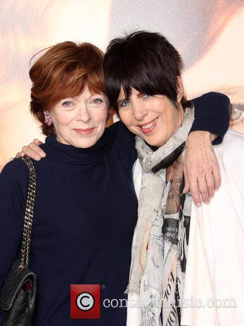Frances Fisher and Diane Warren 9