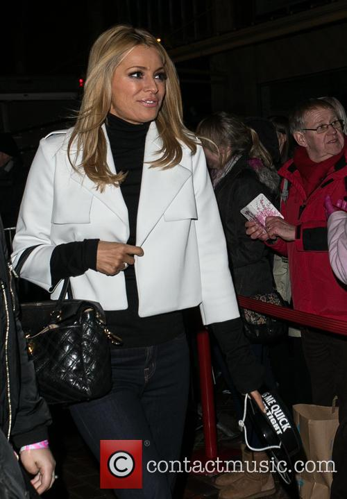 'Strictly Come Dancing' Blackpool Tower Ballroom arrivals