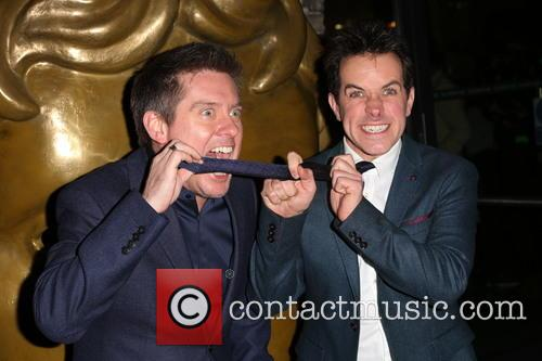 Dick Mccourt, Dominic Wood, Dick and Dom 2