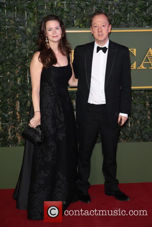 Kathryn Greig and Geordie Greig 1