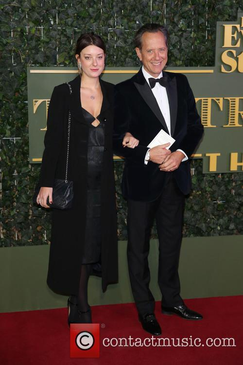 Olivia Grant and Richard E. Grant 1