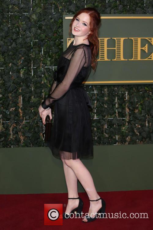 Ellie Bamber 4