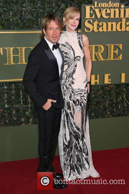 Keith Urban and Nicole Kidman 7