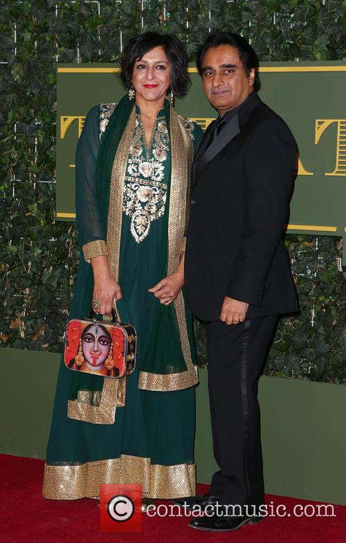 Meera Syal and Sanjeev Bhaskar 5