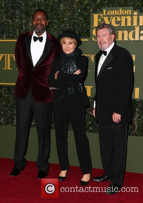 Lenny Henry, Zoe Wanamaker and Gawn Grainger 1