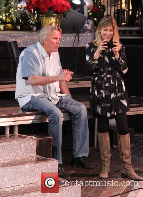 Gary Busey and Steffanie Sampson 2