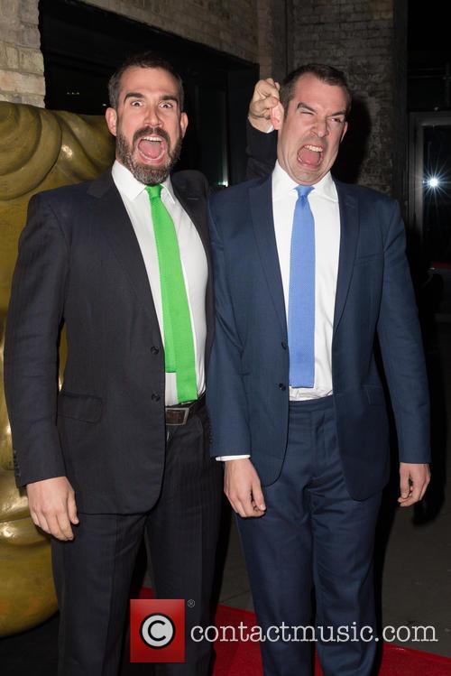 Dr Chris Van Tulleken and Dr Xander Van Tulleken 2