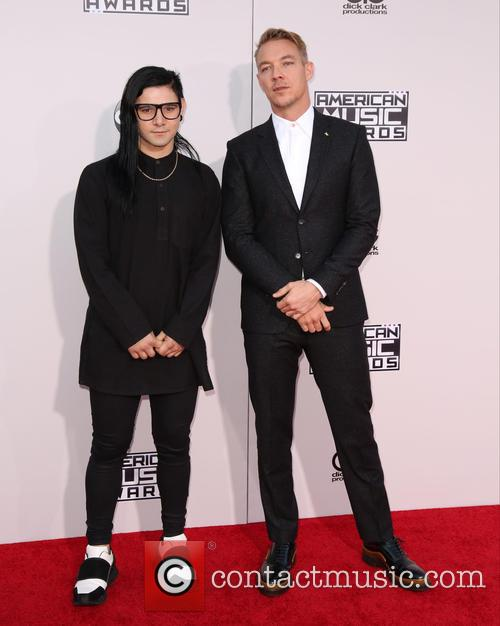 Skrillex and Diplo