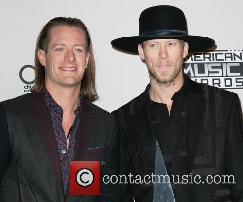 Tyler Hubbard, Brian Kelley and Florida Georgia Line 5