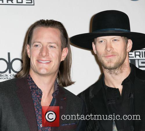 Tyler Hubbard, Brian Kelley and Florida Georgia Line 6