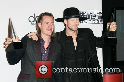 Tyler Hubbard, Brian Kelley and Florida Georgia Line 8