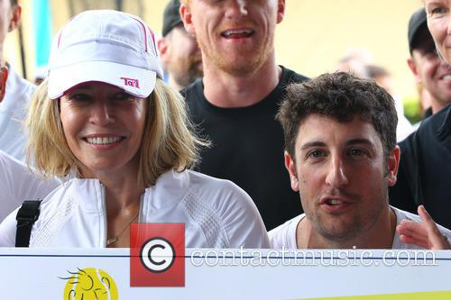 Jason Biggs and Chelsea Handler 10