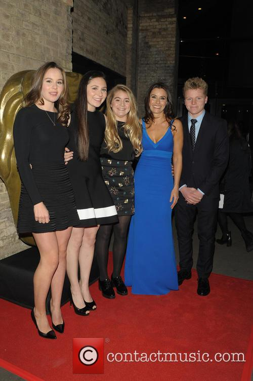 Tana Ramsay, Mathilda Ramsay, Megan Ramsay, Holly Ramsay and Jack Ramsay 1