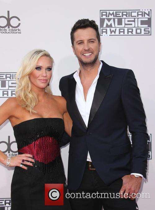 Luke Bryan and Caroline Boyer 1