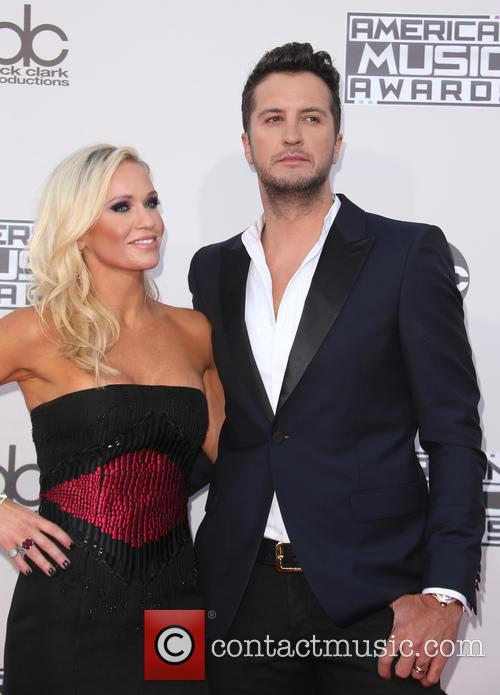Luke Bryan and Caroline Boyer 5