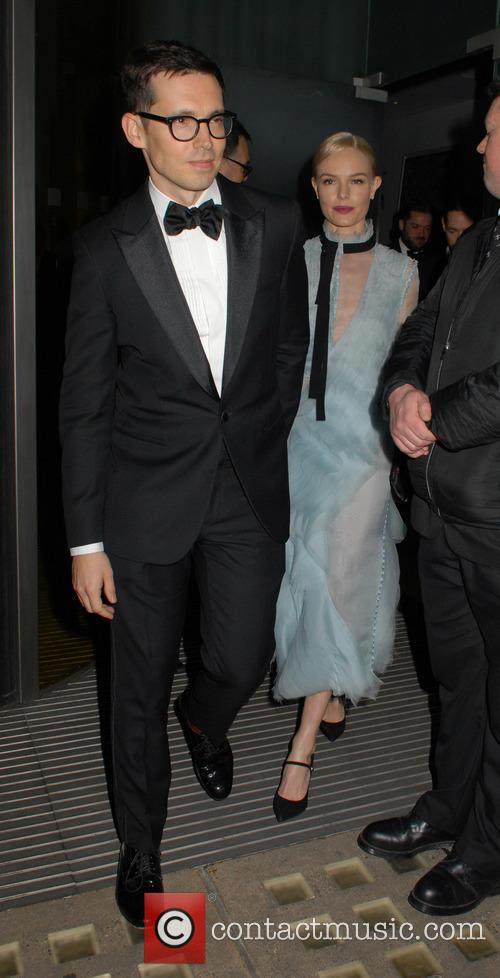Erdem Moralioglu and Kate Bosworth 1