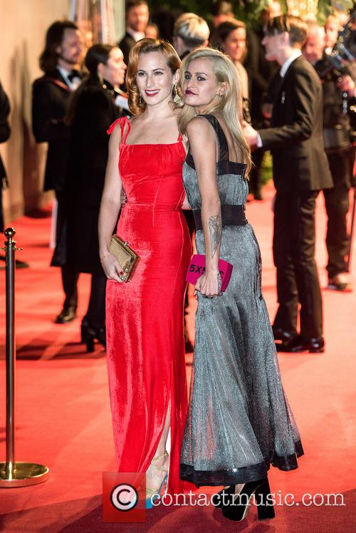 Charlotte Dellal and Alice Dellal 2