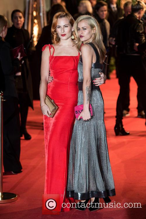 Charlotte Dellal and Alice Dellal 3