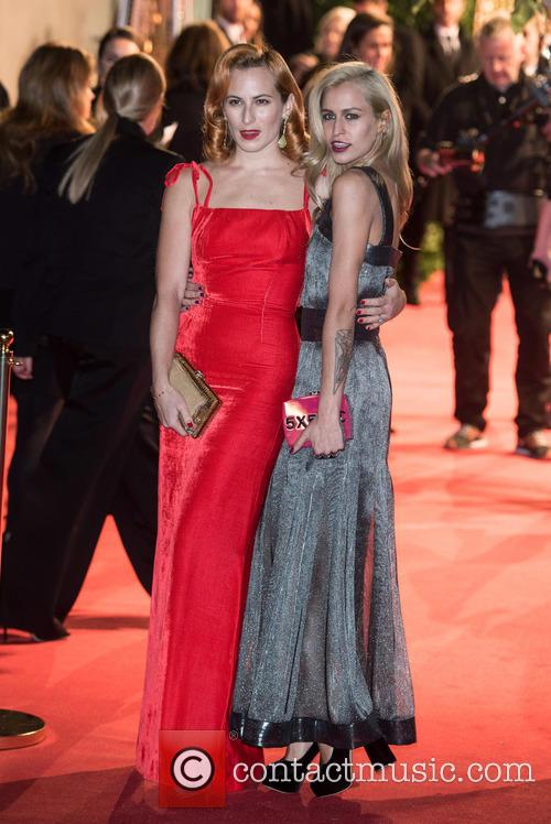 Charlotte Dellal and Alice Dellal 4