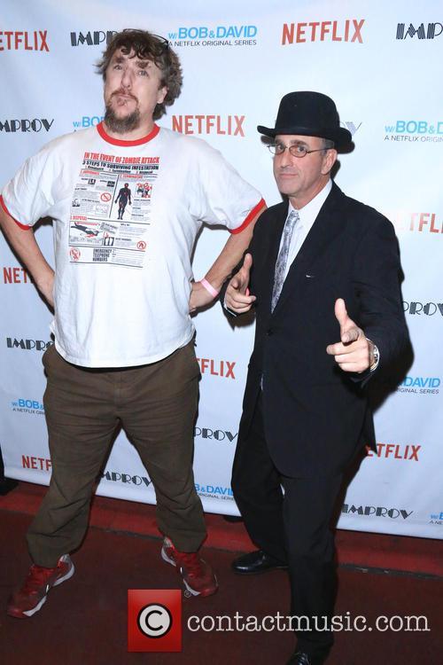 Jeffrey Sargent and Pat Jankiewicz 1