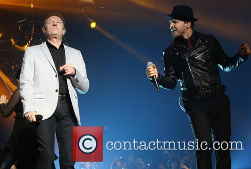 Joe Jackson and Gavin Degraw 1