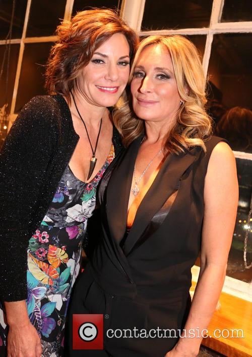 Luann De Lesseps and Sonja Morgan 1