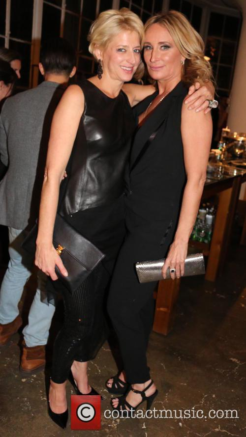 Dorinda Medley and Sonja Morgan 1