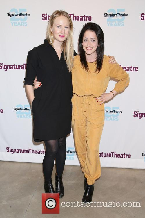 Halley Feiffer and Lila Neugebauer