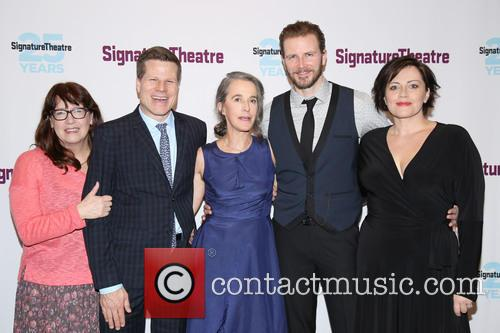 Ann Dowd, Bill Rauch, Naomi Wallace, Bill Heck and Dagmara Dominczyk 3