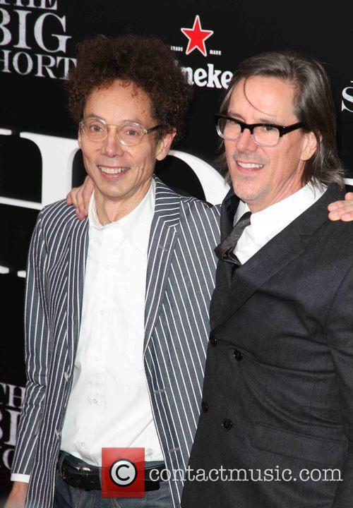 Malcolm Gladwell and Charles Randolph 2