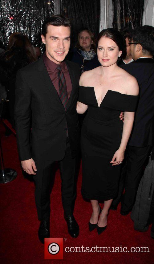 Finn Wittrock and Sarah Roberts 1
