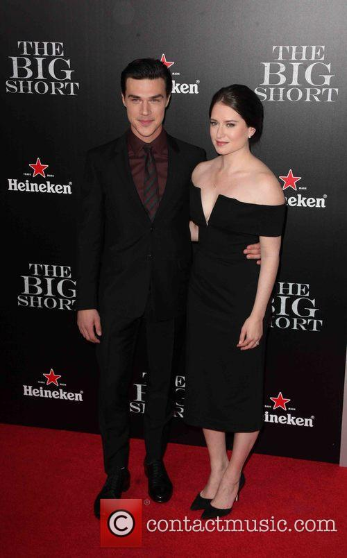 Finn Wittrock and Sarah Roberts 2