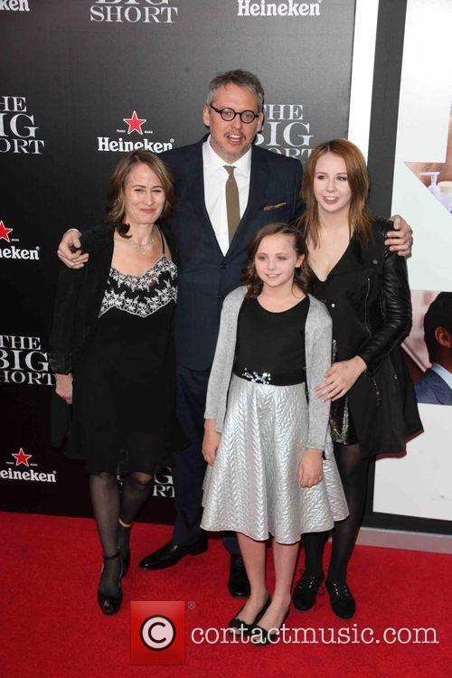 Director, Adam Mckay and Family 2