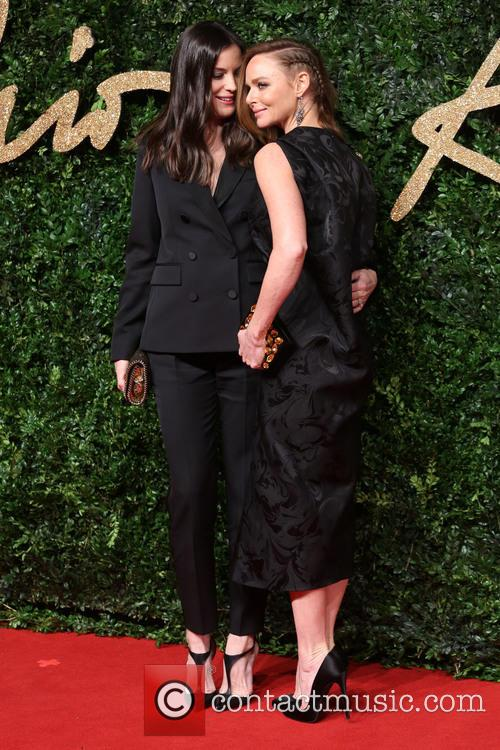 Stella Mccartney and Liv Tyler 5