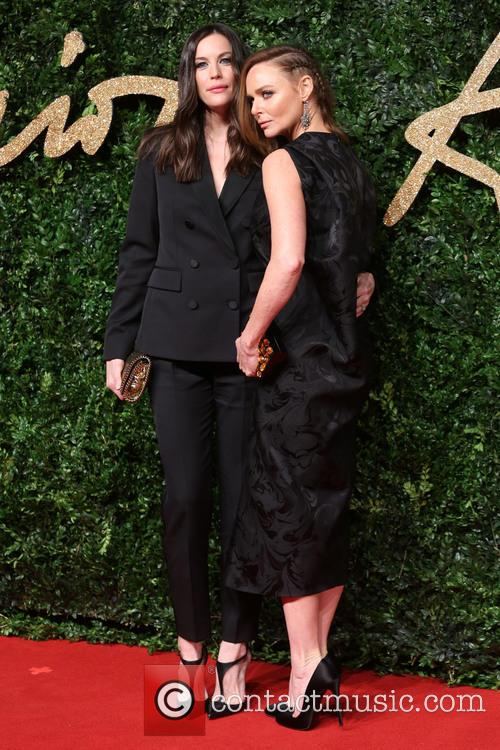 Stella Mccartney and Liv Tyler 7