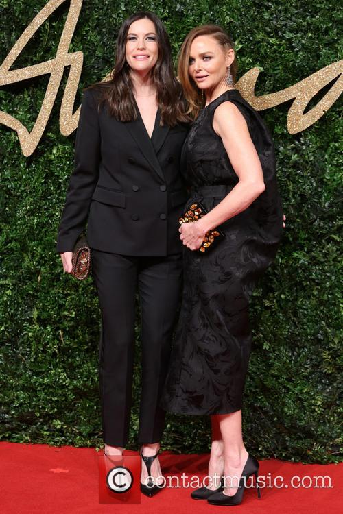 Stella Mccartney and Liv Tyler 8