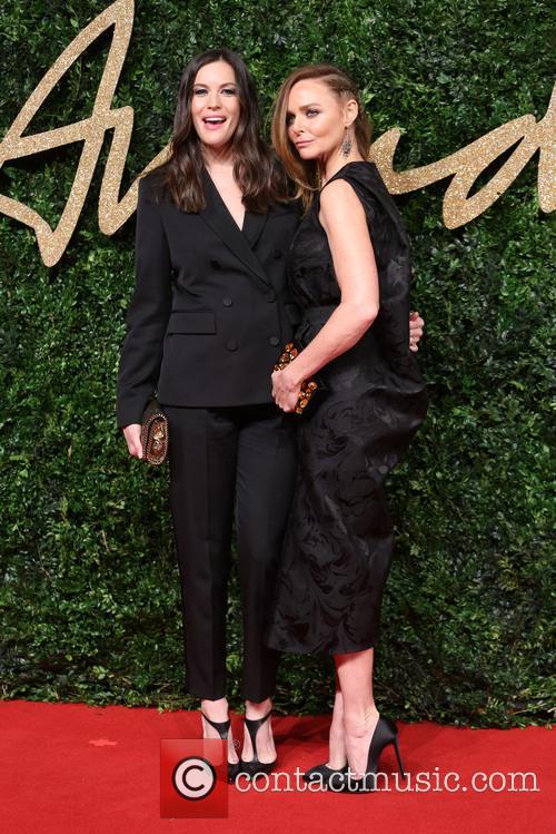 Liv Tyler and Stella Mccartney 2
