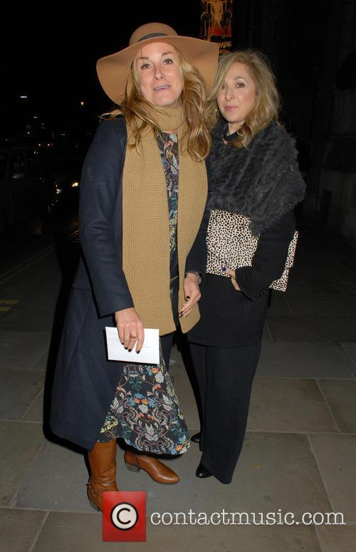 Tamzin Outhwaite and Tracy-ann Oberman 7