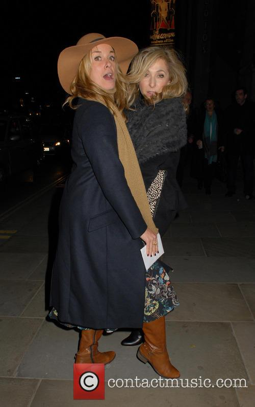 Tamzin Outhwaite and Tracy-ann Oberman 10
