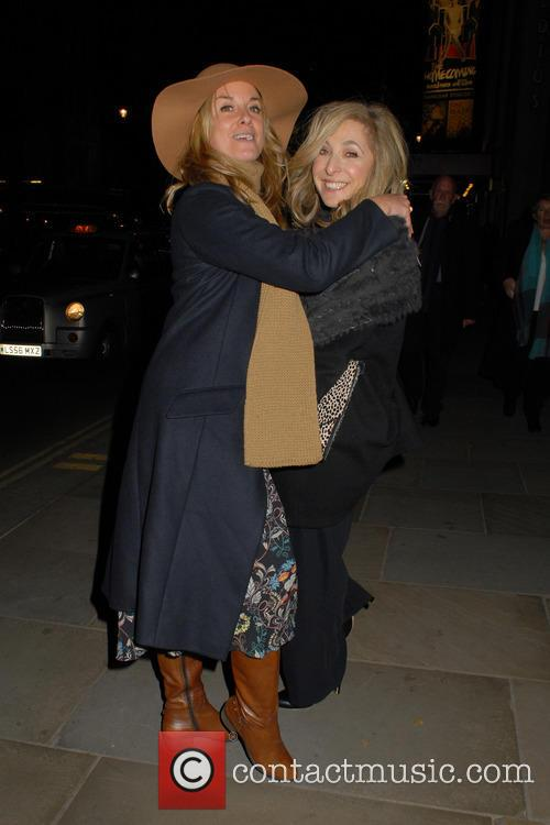Tamzin Outhwaite and Tracy-ann Oberman 11