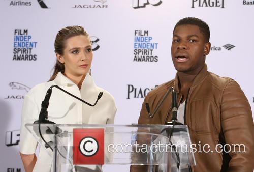 Elizabeth Olsen and John Boyega 2