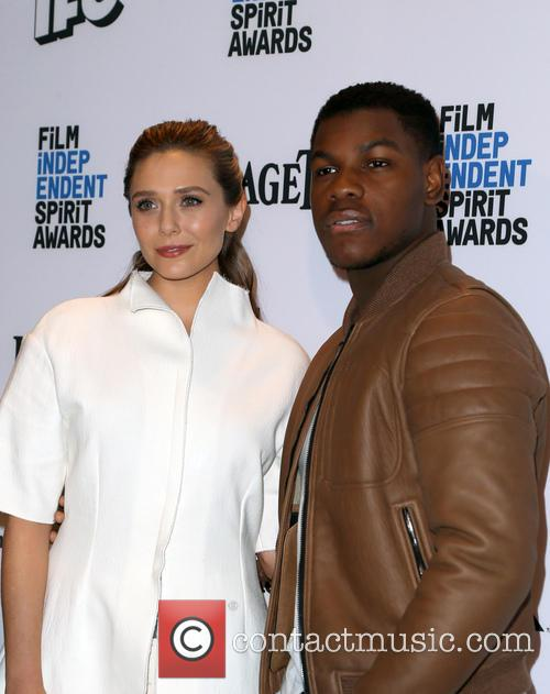 Elizabeth Olsen and John Boyega 7