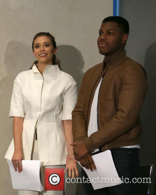 Elizabeth Olsen and John Boyega 10
