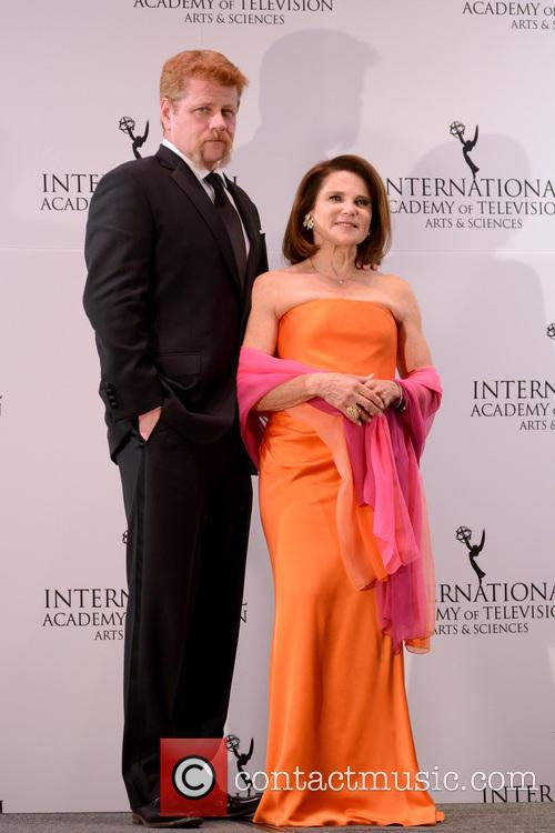 Michael Cudlitz and Tovah Feldshuh 1